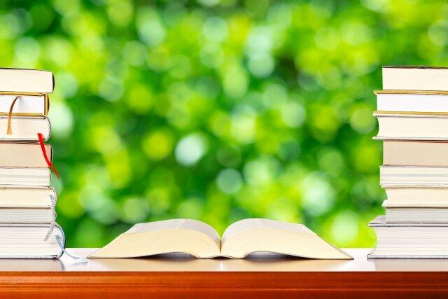 本があると人生が広がる