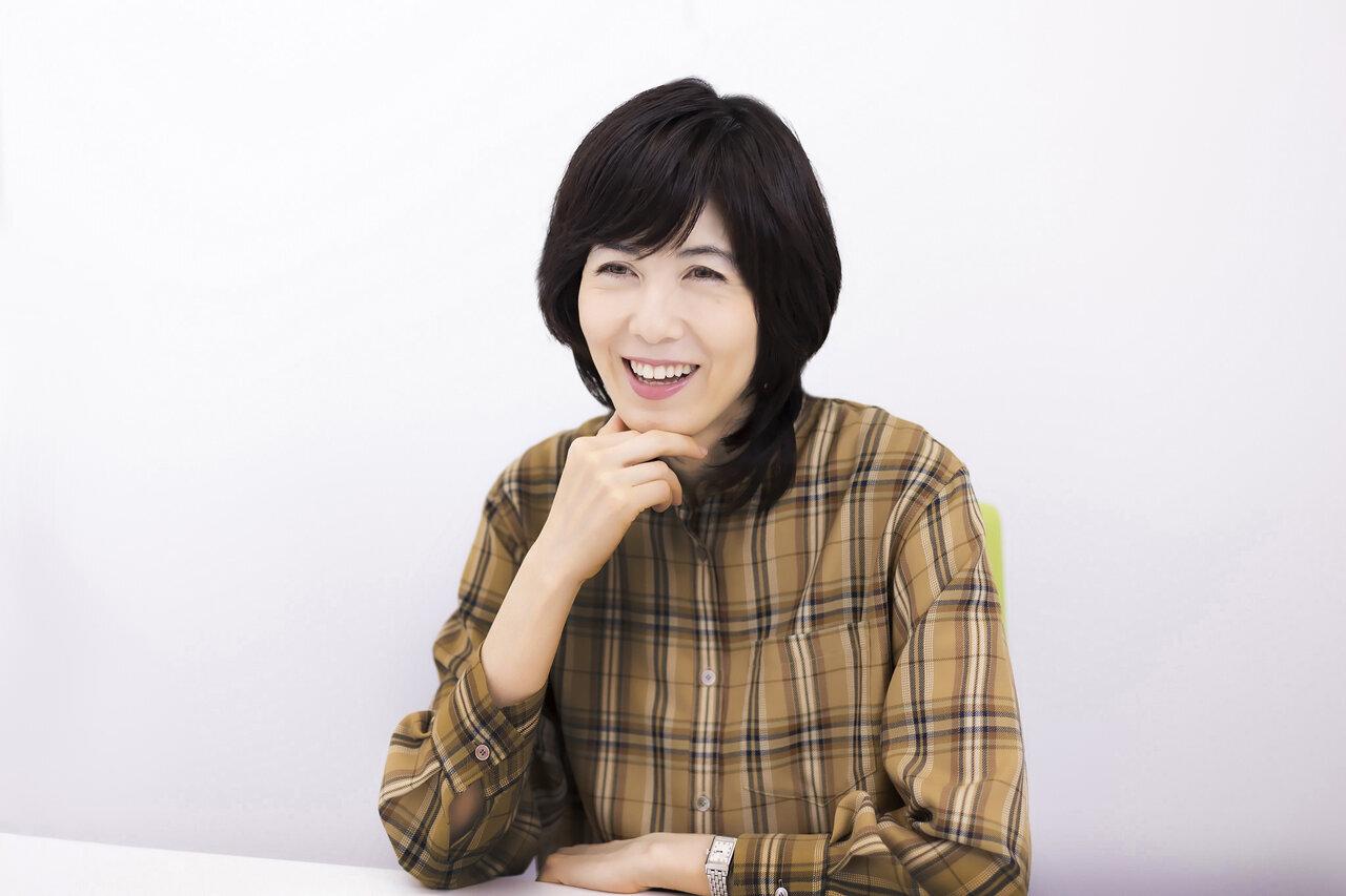小島慶子さんの肖像