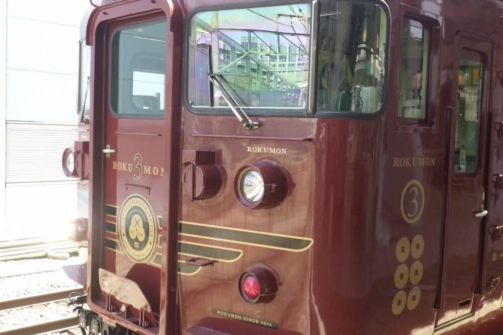しなの鉄道の観光列車