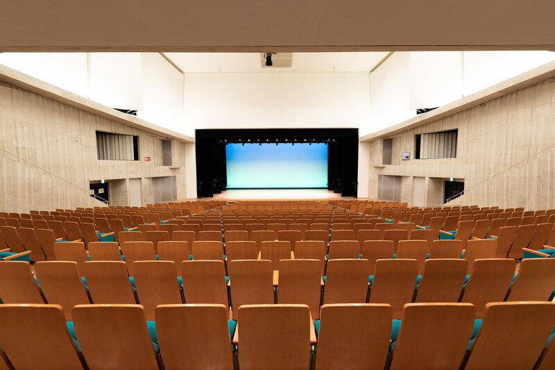 ホールのイメージ