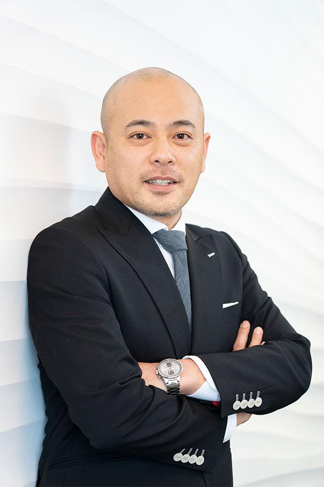 Daisuke Kusaba, CEO