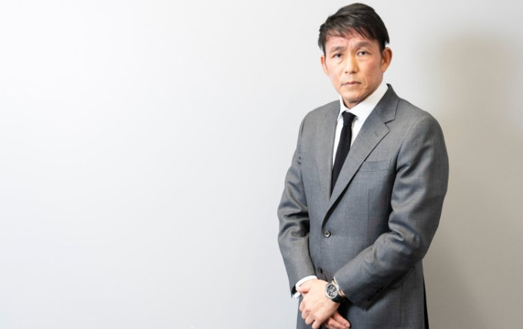 代表取締役社長CEO 西江 肇司