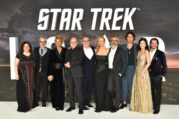 Star Trek Picard UK TV Premiere in London