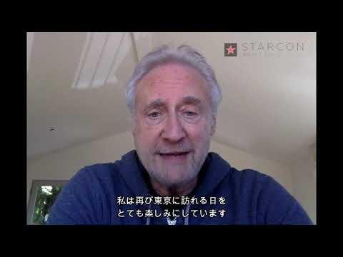 ブレント・スパイナーさん、ジョナサン・フレイクスさんメッセージ動画