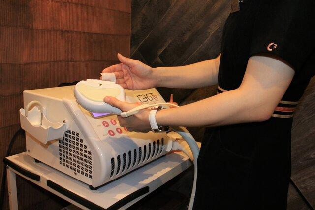 【新型コロナウイルス対策】新品・未使用の備品、消毒済の清潔な脱毛器で、脱毛サービスを提供します。