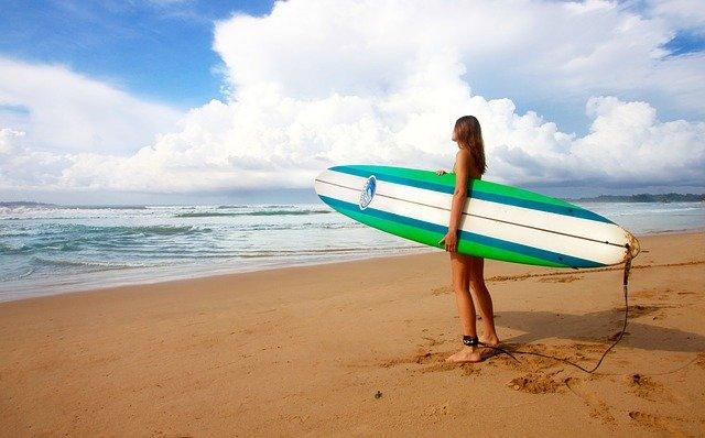 【はじめてのサーフィン】かっこよく波に乗りたい!初心者サーファーに向けて説明します。