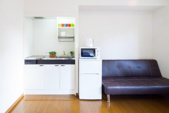 初めての一人暮らしの際に最適な冷蔵庫のサイズは?
