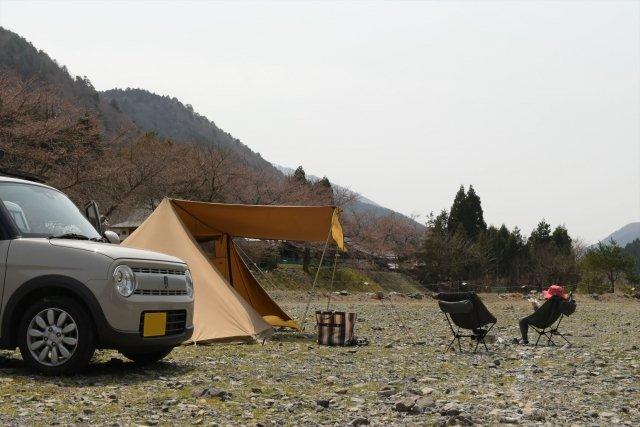 【はじめてのファミリーキャンプ】アウトドア初心者でも大丈夫!!初めてのファミリーキャンプ