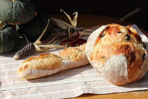 【はじめてのパン作り】焼きたてをどうぞ!!初めて自宅でパンを焼いてみませんか!