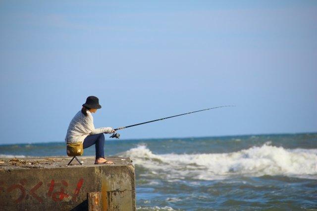 初めての海釣りデビュー!!!初心者でも安心の釣りの楽しみ方