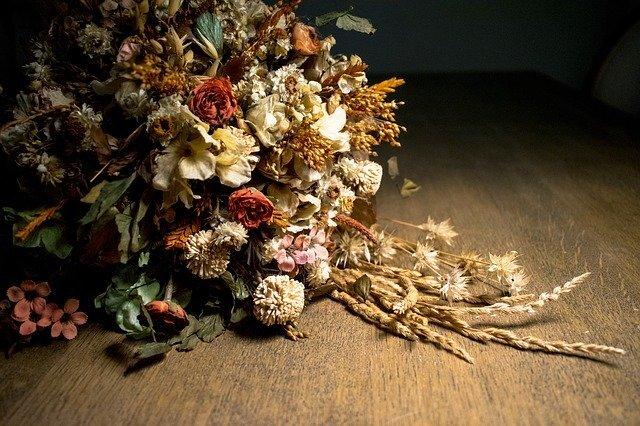 きれいなお花は長く楽しみたい♪ドライフラワーのある生活をはじめよう!
