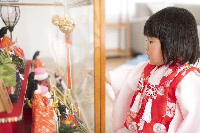3月3日は女の子にとっての大事な日!はじめての桃の節句を迎える前に!