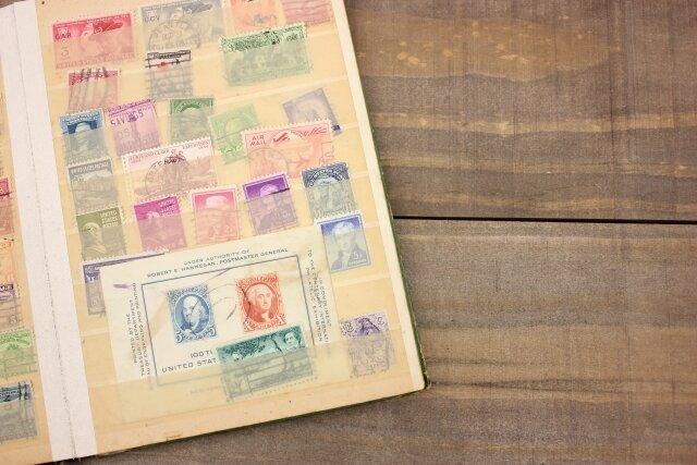 切手集めをはじめて、レアものをコレクションしよう