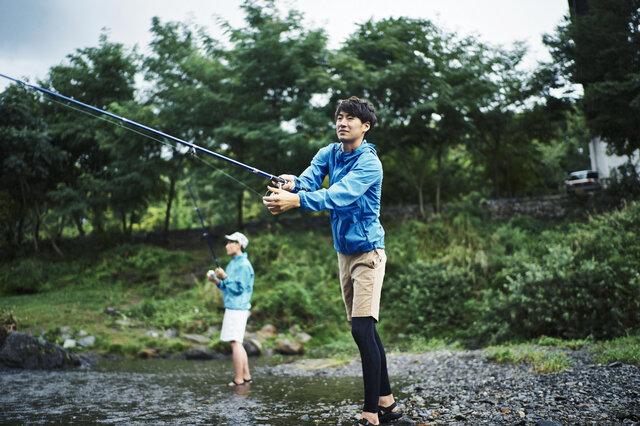 初めての渓流釣り!楽しみ方とマナー