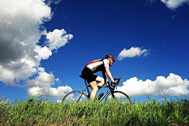 オシャレな人は始めてる!健康サイクリングのすすめ