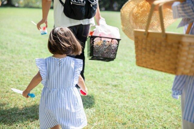 初めてのピクニックで手軽に外時間を楽しもう!