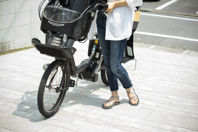 電動アシスト付き自転車で坂道も子供乗せも楽々!移動をもっと楽にしよう!