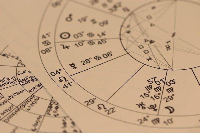 自分の星座で何が分かる?自分で星座占いをはじめてみよう!