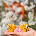 【京都】可愛いおみくじ見つけた💓思わず集めたくなるキュートな動物たちのおみくじ✨