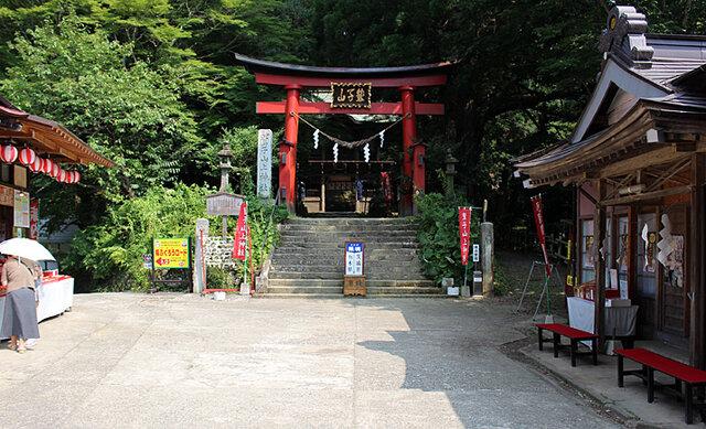 イラストマップ | 鷲子山上神社 (5796)