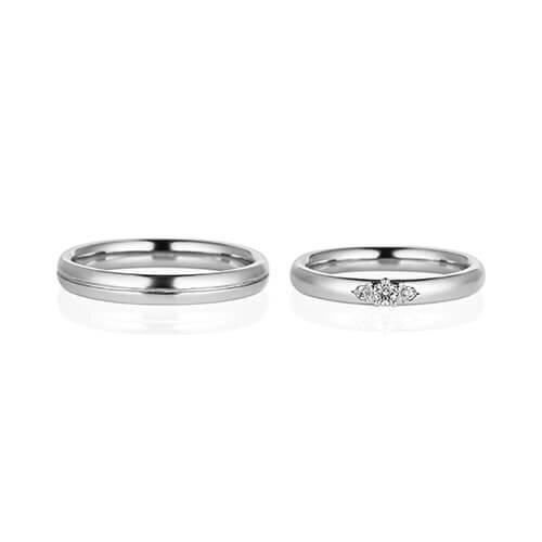 フェスタリアの甲丸の指輪
