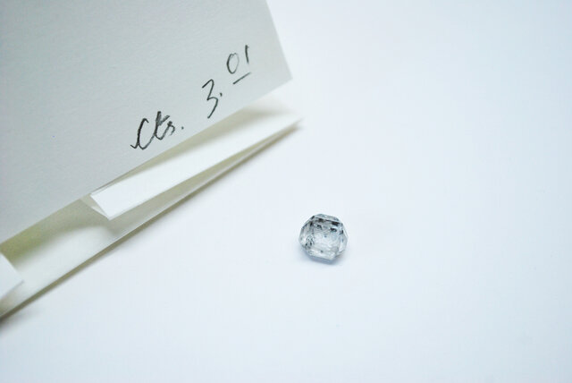 ラボで生成されたダイヤモンド