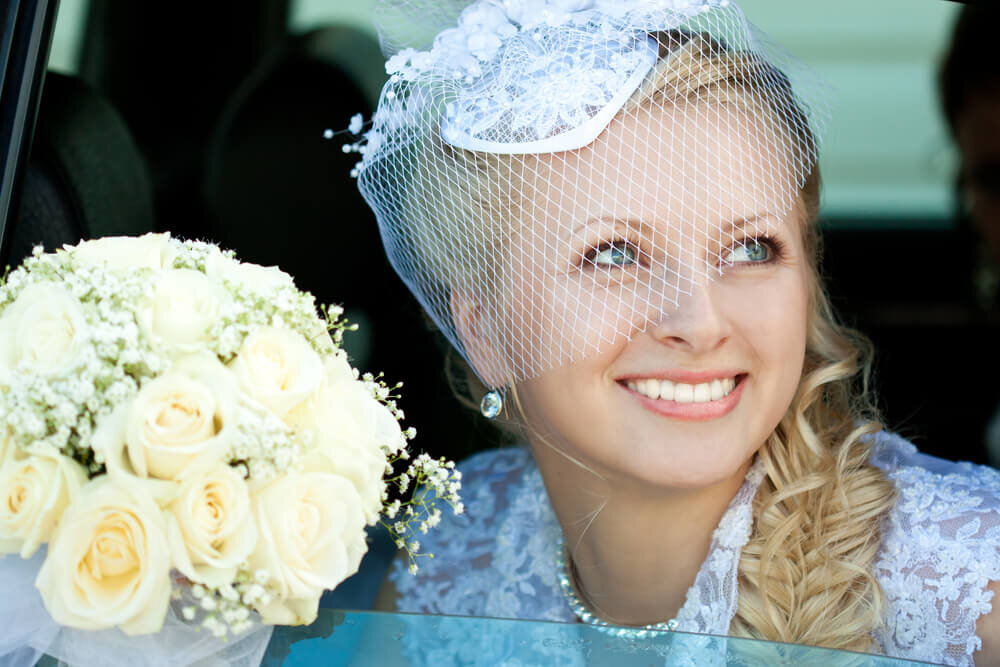 バードゲージベールの花嫁