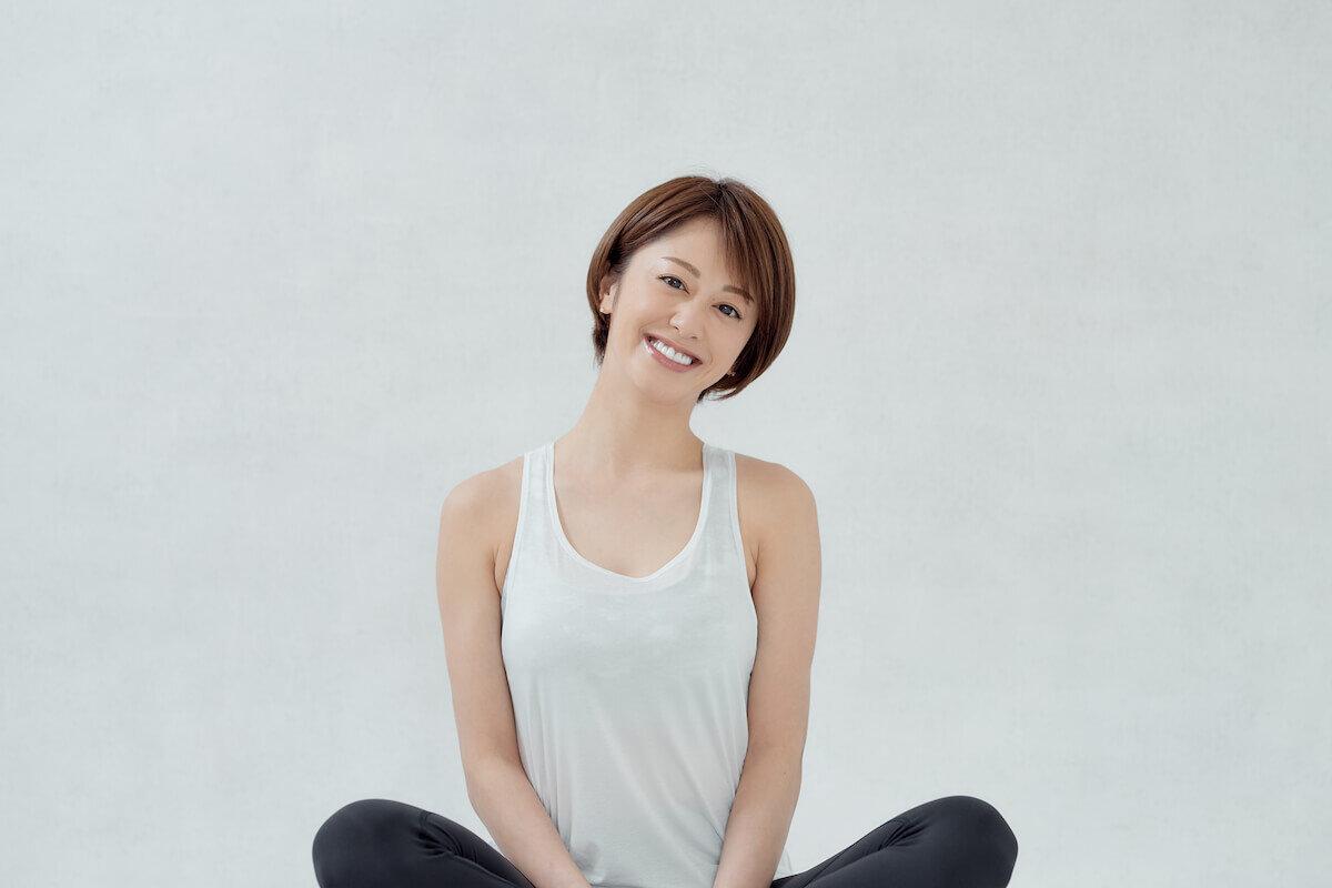 笑顔のChiekoさん