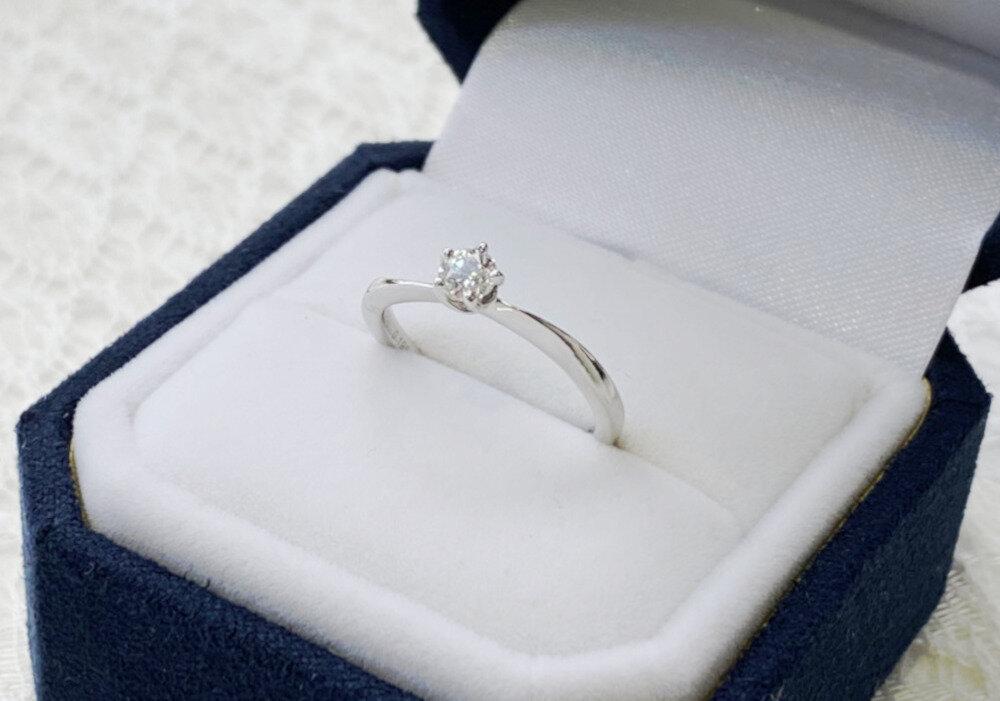 ふたりが選んだフェスタリアの婚約指輪