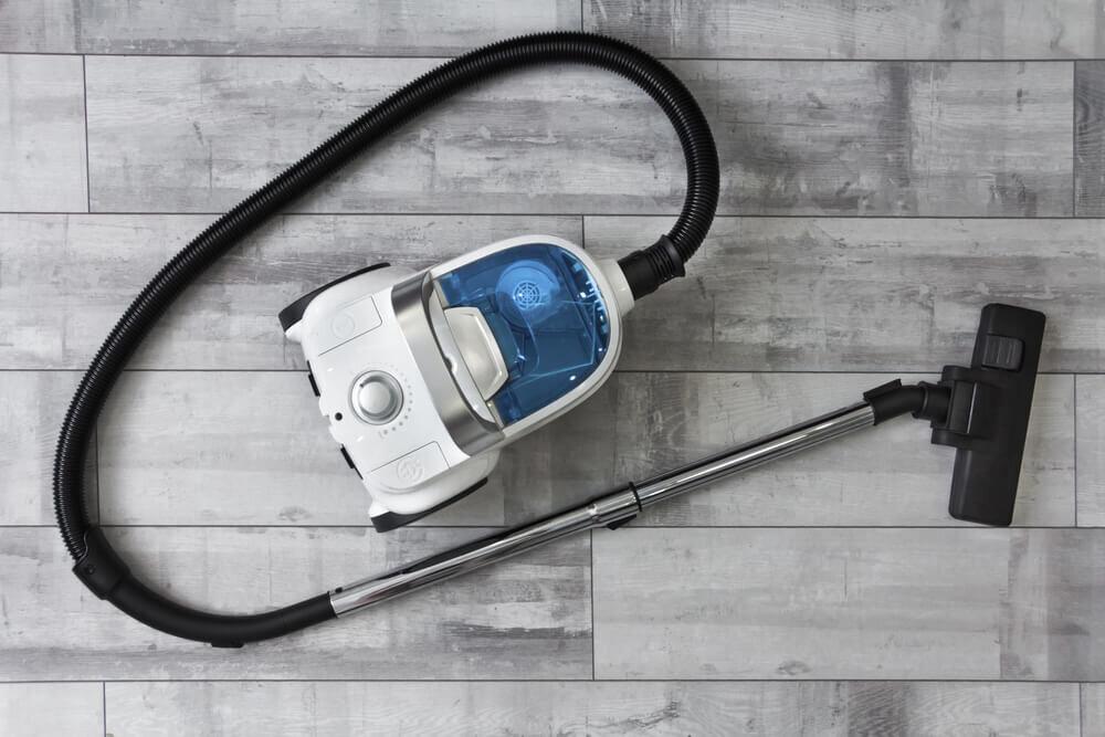 コンパクトな掃除機