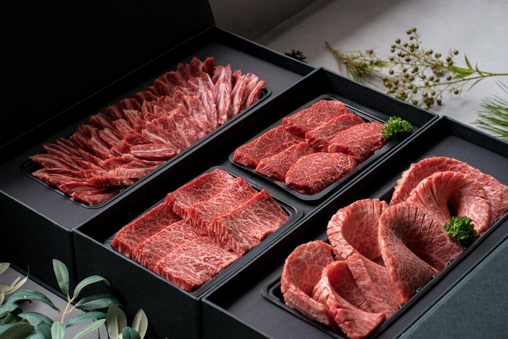 牛肉のギフトセット