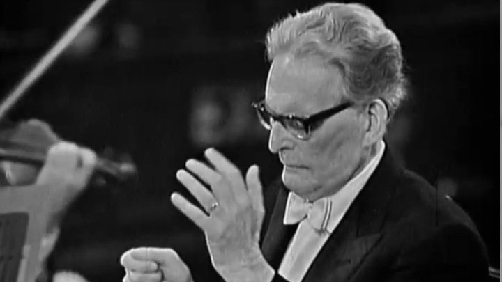 オットー・クレンペラー・コンダクツ・ベートーヴェン:交響曲第9番