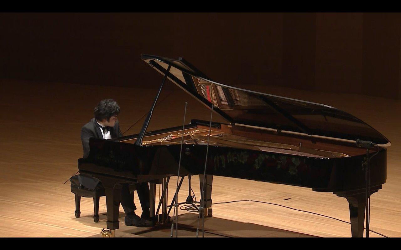 第4回 辻井伸行コンサート日記「ラヴェル:水の戯れ」