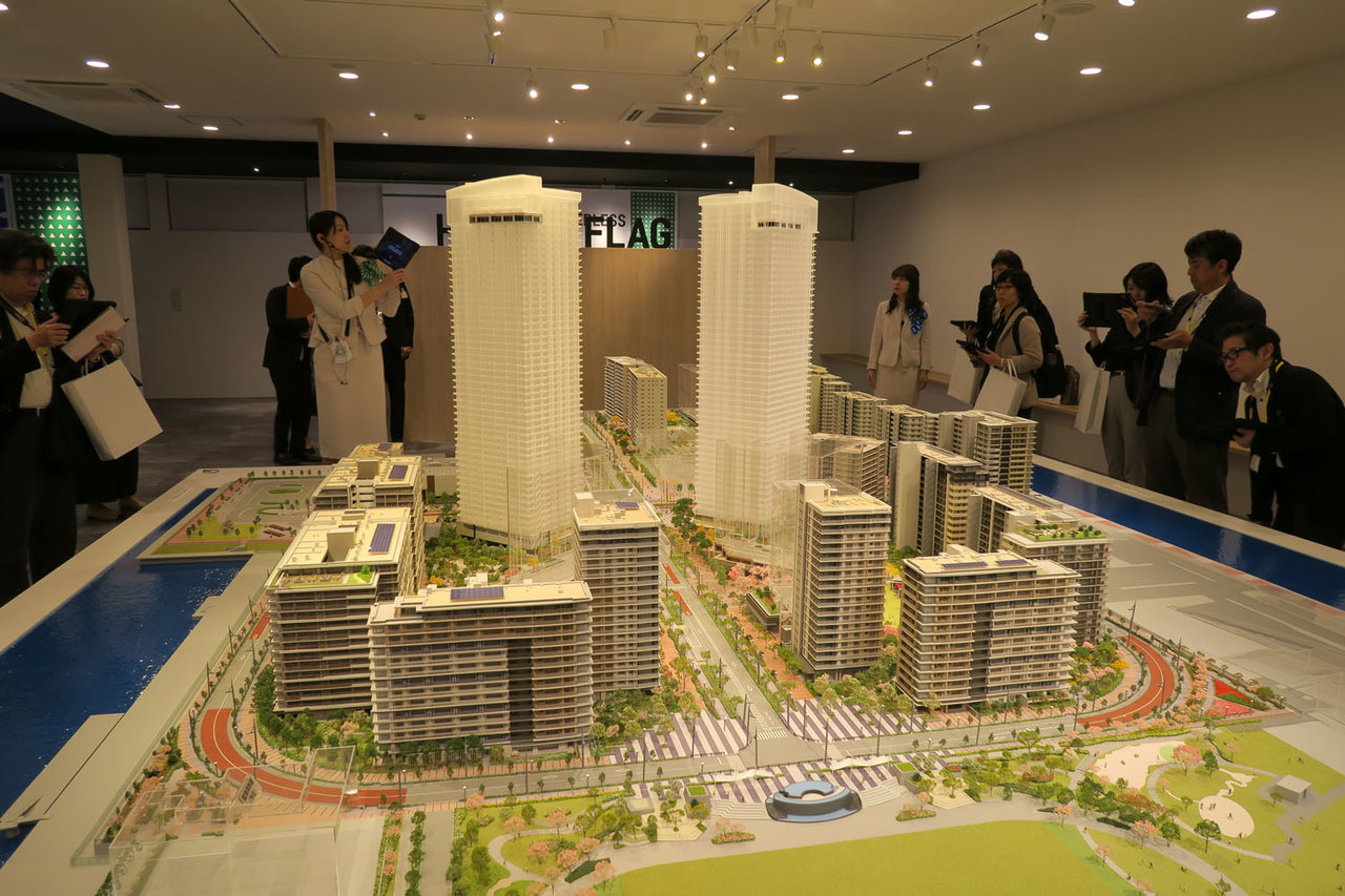 特集・「変わる、変わらない」社会変革を反映、国際都市・東京へ、新たな街づくり