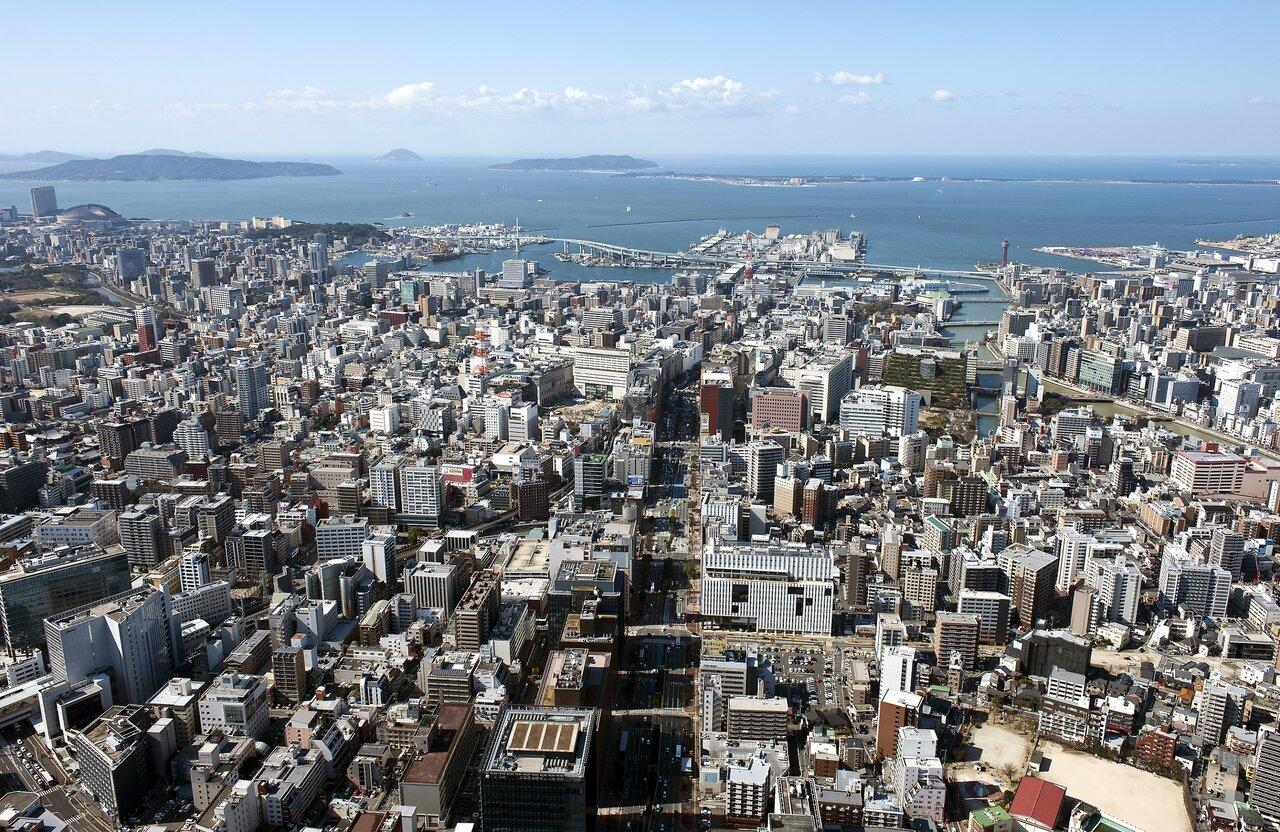 福岡市、コロナ禍も人口増 天神再開発に投資マネー 国際競争力で優位狙う 若者が支持、経済に好循環