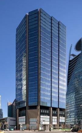 名古屋駅前に新ビル 環境配慮型20階建て/三井不が「北館」竣工