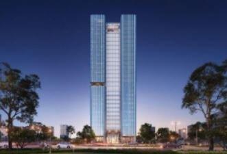 高島屋が参画、総事業費100億円 ベトナムで複合開発/分譲住宅、オフィス、商業施設