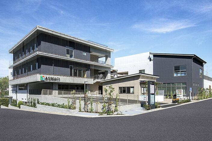 ミサワホーム/官民連携の複合施設を運営「アスマチ藤沢」が完成