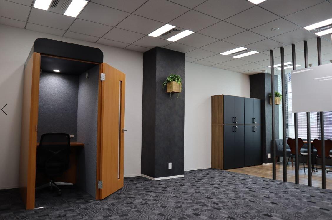 デザインワークオフィス ボルテックス/新たなリーシング