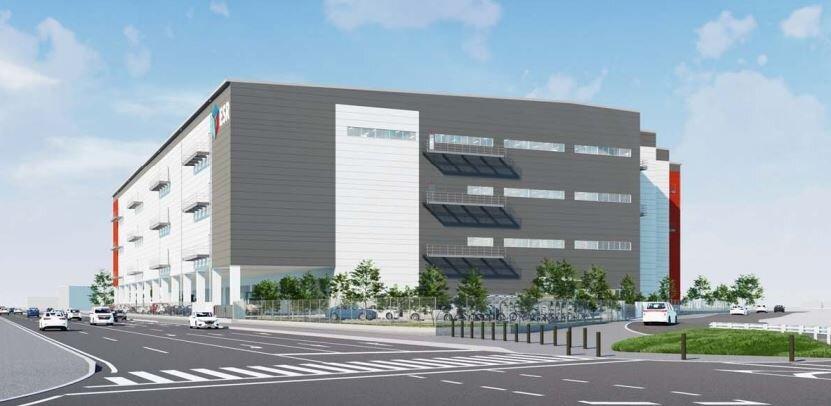 ESR、国内30件目 千葉・野田で物流施設 マルチ型4階建て、延べ4.5万㎡