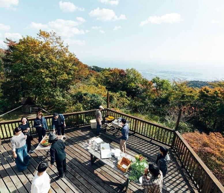 兵庫県六甲山 宿泊型シェアオフィス登場 神戸市 IT事業者に訴求 再活、リノベに市も助成金を準備 山上にスマートシティ構想