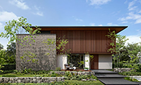 住友林業/15階以上の木造建築が可能 中大規模・木質部材の大臣認定で