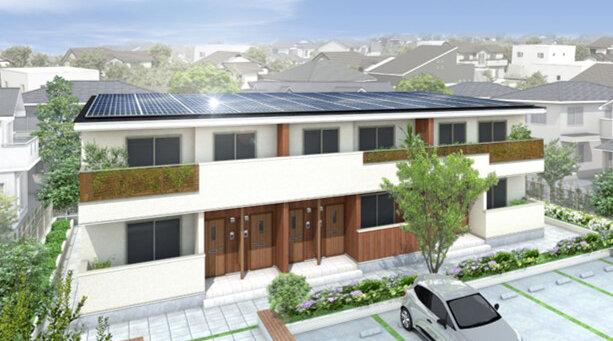 環境月間特集(1) 脱炭素社会、家庭部門カギに 賃貸住宅事業にも波及 太陽光発電で初期費用ゼロも