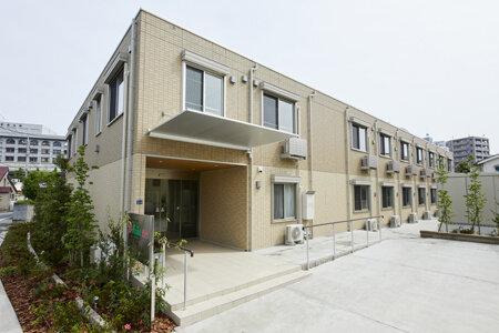 大和リビング/訪問介護・看護併設 板橋区にサ高住30戸