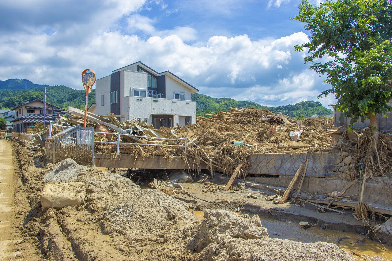 住宅会社 水害対策を加速/異常気象で土砂崩れ・洪水/自然災害、対応待ったなし