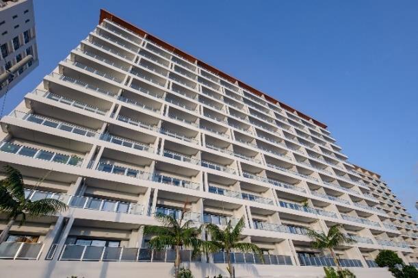 コスモスイニシア/沖縄116戸が竣工 契約者の約8割セカンドハウス 不在時サービス高評価