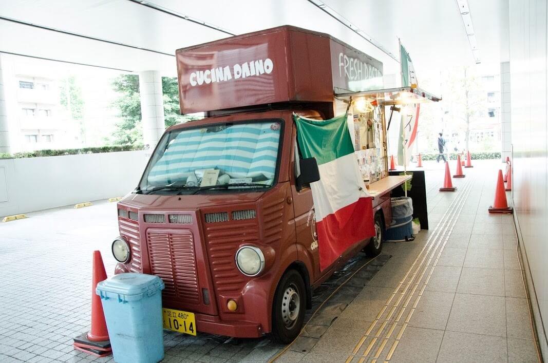 キッチンカー(移動販売車)のサイズ選びのコツ!相場価格も紹介