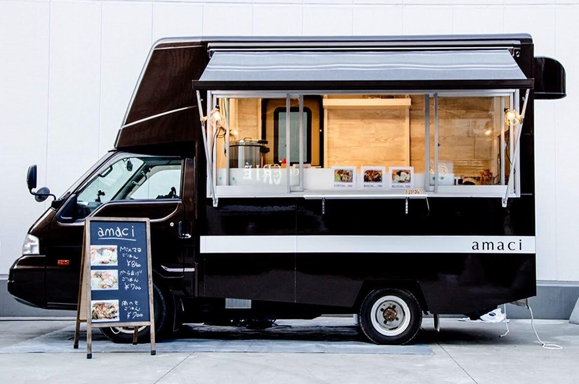 キッチンカー(移動販売車)は種類が豊富!おすすめ車種やそれぞれのメリットを紹介