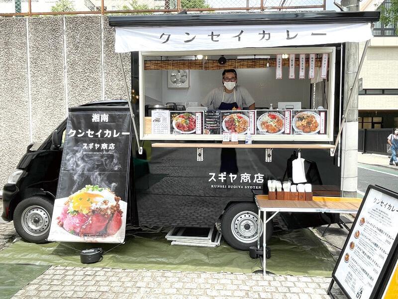 キッチンカー(移動販売車)