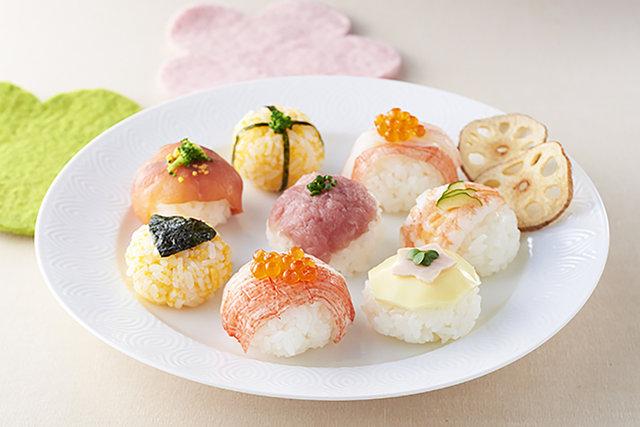 てまり寿司〈ハレの日ごはん①〉